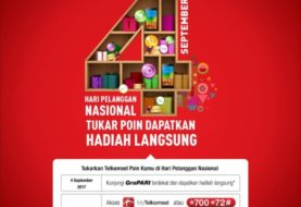Telkomsel Rayakan Hari Pelanggan Nasional dengan Ribuan Hadiah bagi Pelanggan