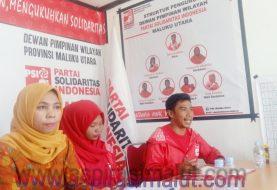 PSI Persiapkan Bacaleg Orang Baik, Tidak Korupsi dan Intoleransi