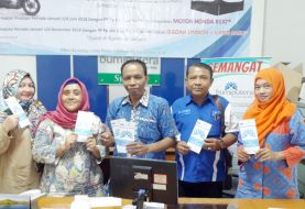 IWO Kota Bekasi Kerjasama Dengan Asuransi Bumiputera Untuk Kenyamanan Anggota